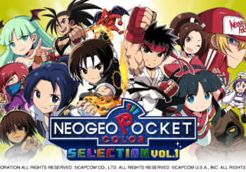 Neo Geo Pocket Color Selection Vol 1 - Switch Review