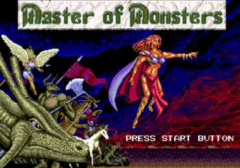 Master of Monsters - Retro Reflections