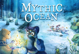Mythic Ocean Available on Nintendo Switch and Releasing on Xbox Consoles July 9th!