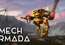 Monster Smash Mech Armada Heads to Early Access on August 10th