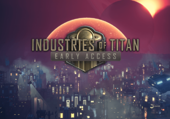 Industries of Titan - PC Preview