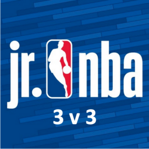 jr NBA 3v3 Logo