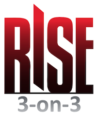 Rise 3-on-3 Logo 200 x 250