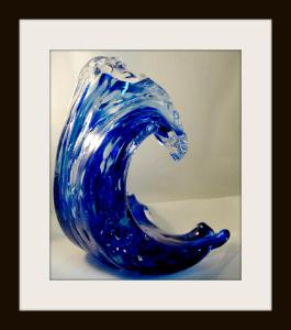 Wave Sculpture #1
