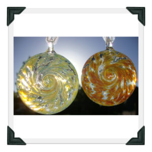 Blown Glass Sun Catchers