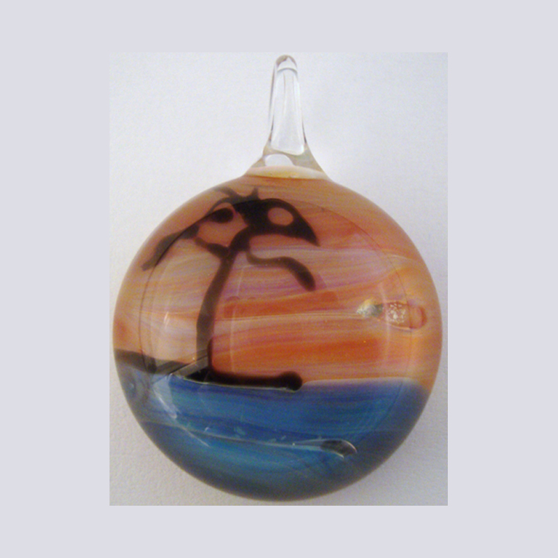 Tropical Paradise Pendant