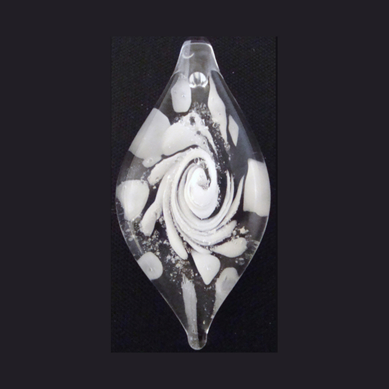 Blown Glass Cremation Art by Tiffany Koehn