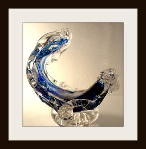 Wave Sculpture #3