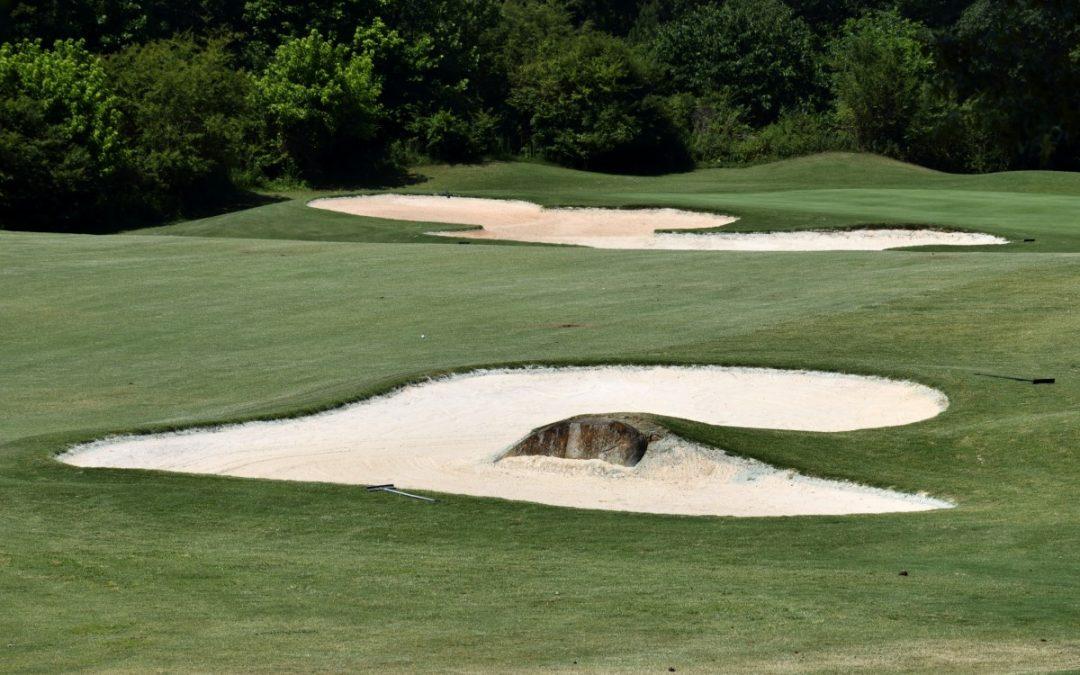 Greenside Bunkers