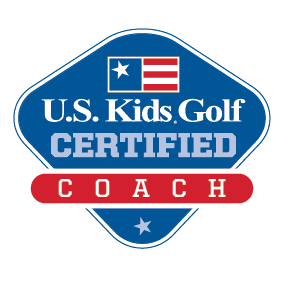 Scott and Connell Receive US Kids Golf Certification