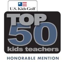 Andy Scott honored by U.S. Kids Golf