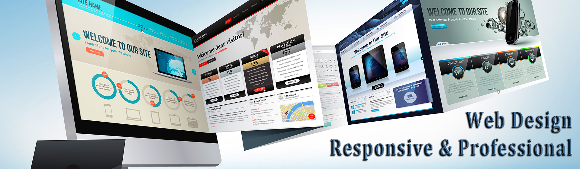Saddlebrook Computer Solutions Web Design Responsive & Professional