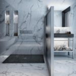 Unik Stone Vanity & Shower base