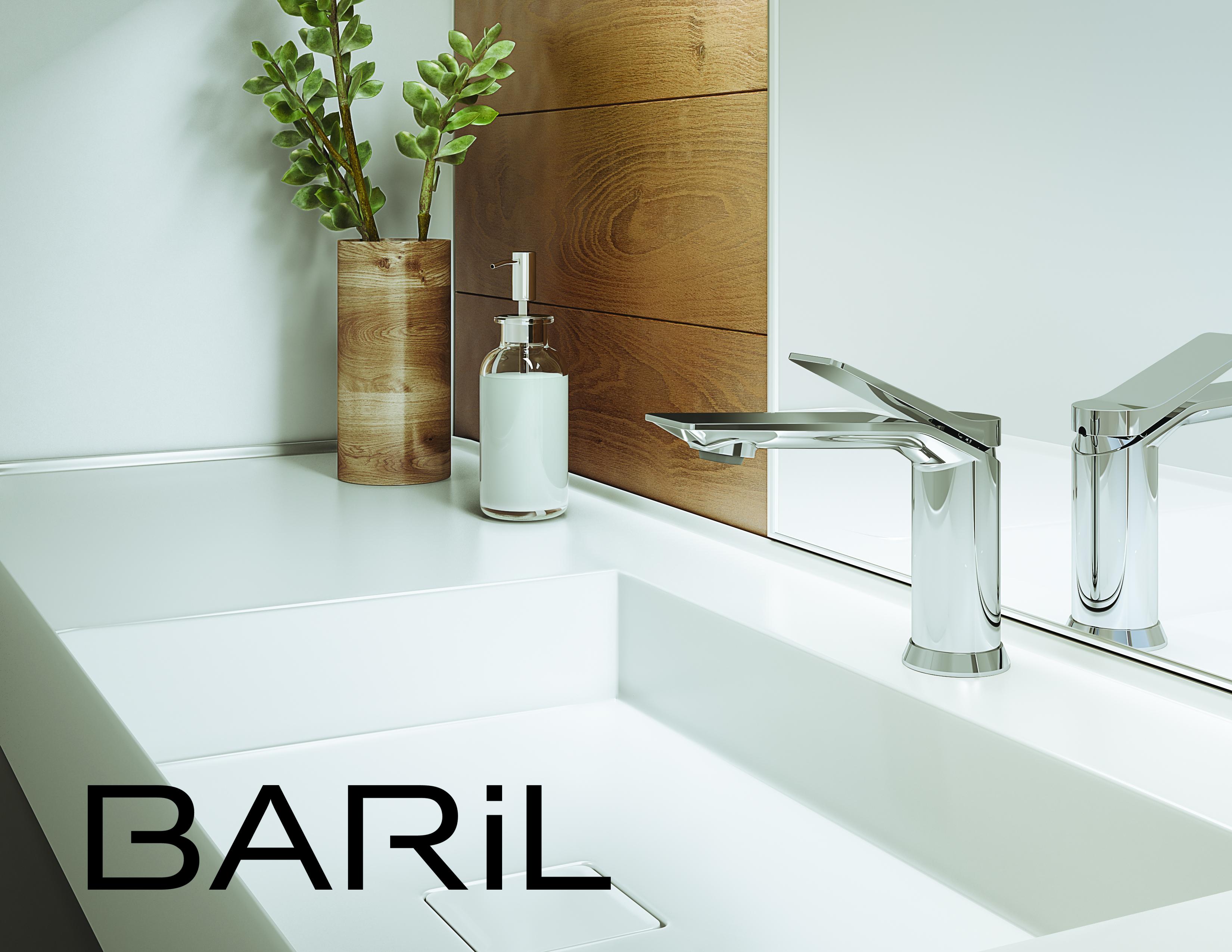 BARiLe Profile Single Lever Faucet