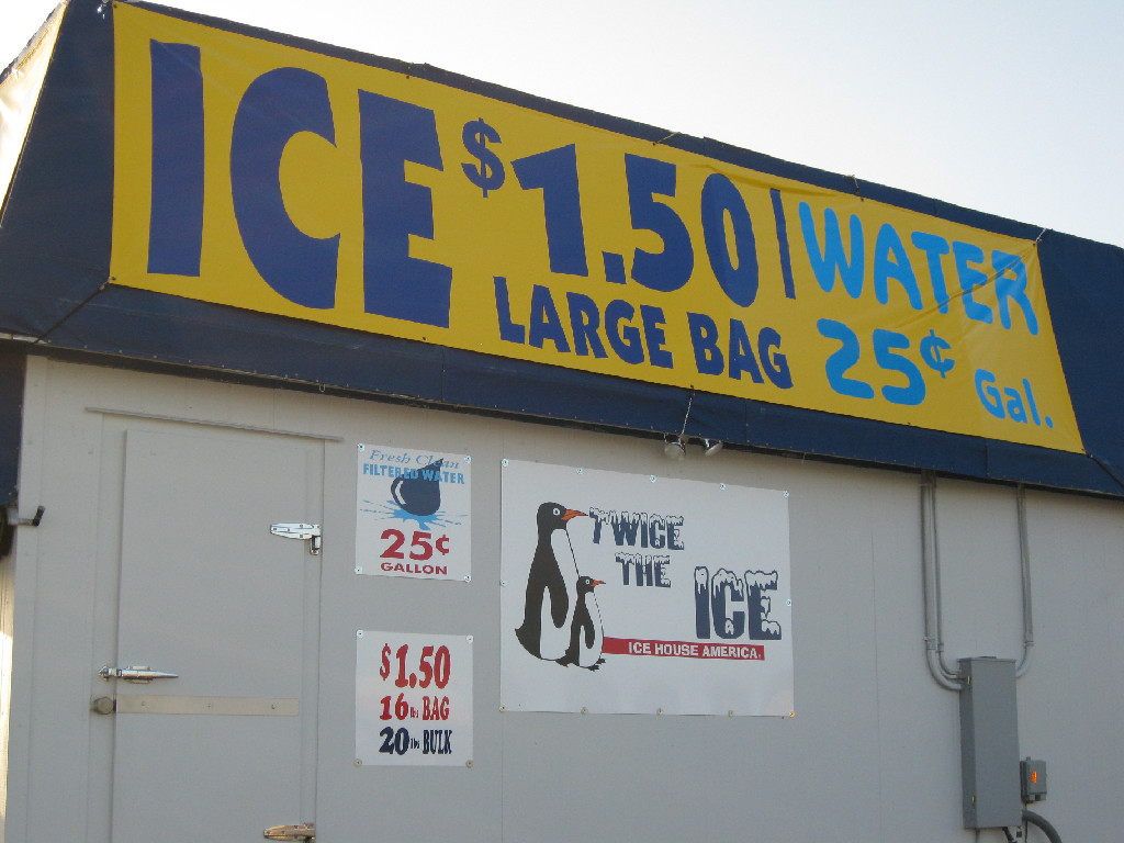 ice business