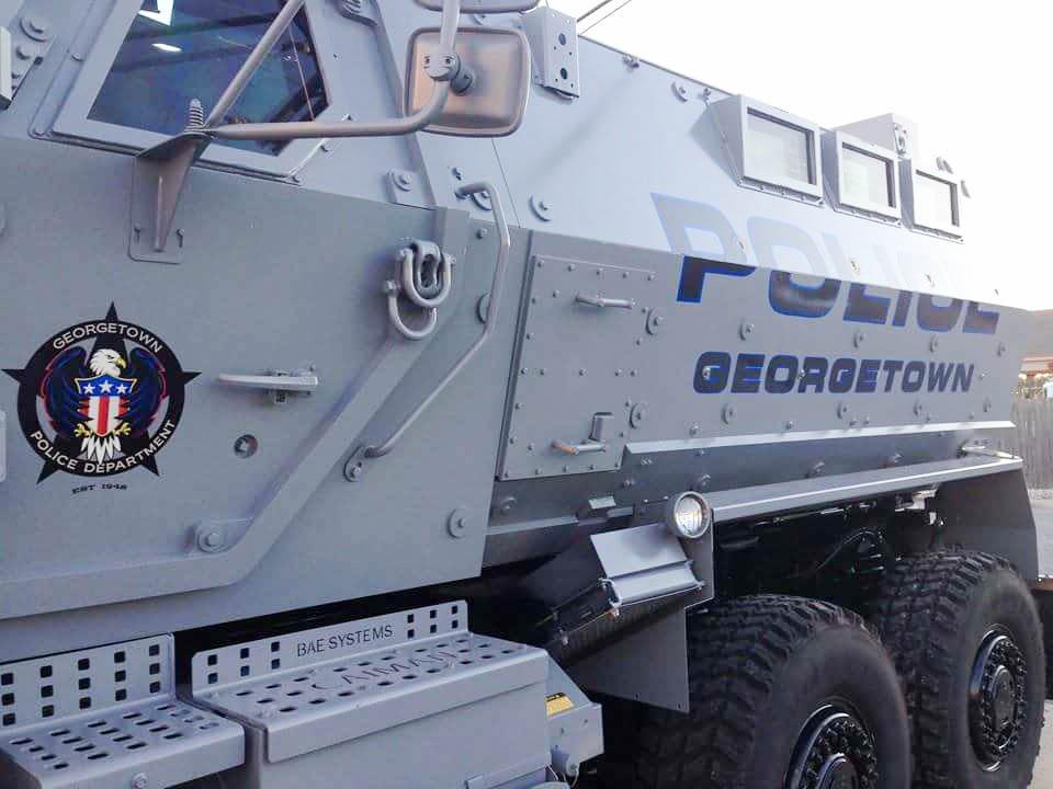 Police Vehicle 2