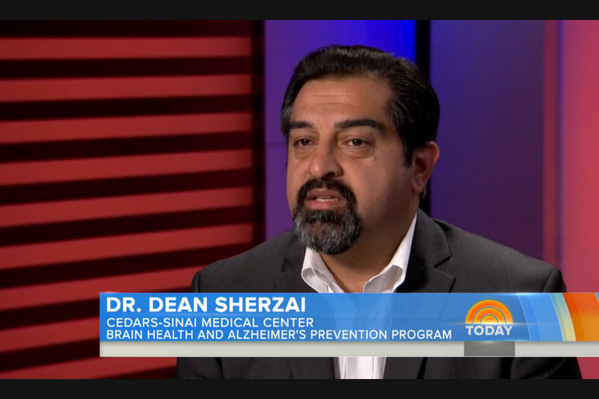 "Dean Sherzai, MD talks about ""digital amnesia."""