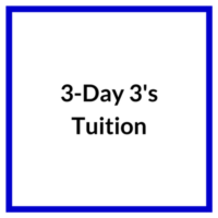 3 Day 3s Tuition