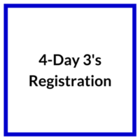 4 Day 3s Registration