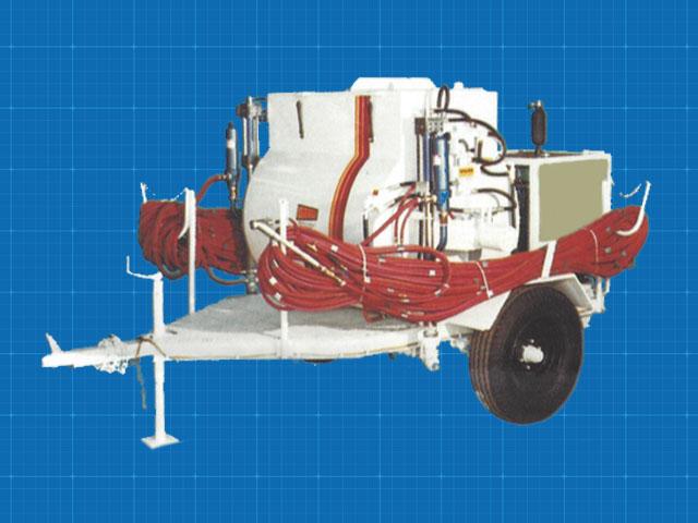 Spray Equipment Model SC-300 HST