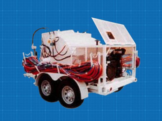 Spray Equipment Model SC-500 HST