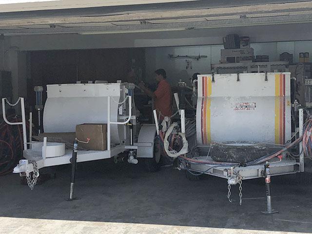 Spray Connection Service Garage