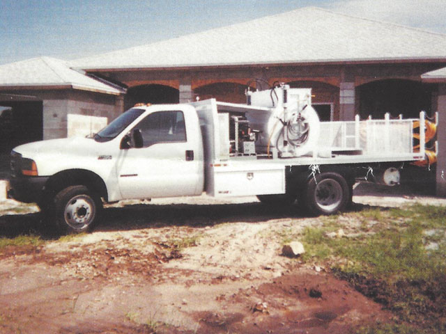Truck Mounted Spray Equipment