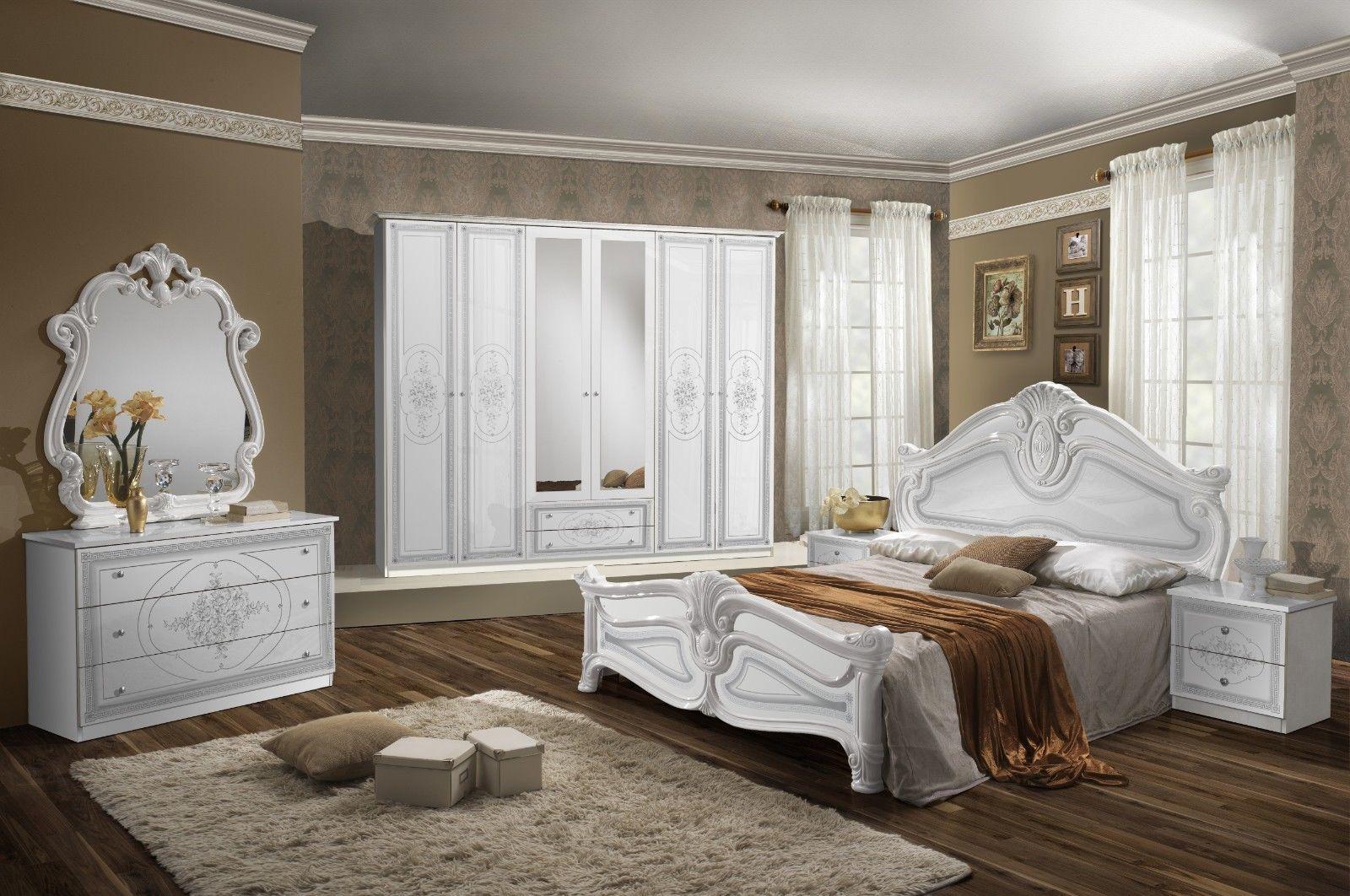 Amalfi Bedroom Range Bedroom Set - Leen Furniture And ...