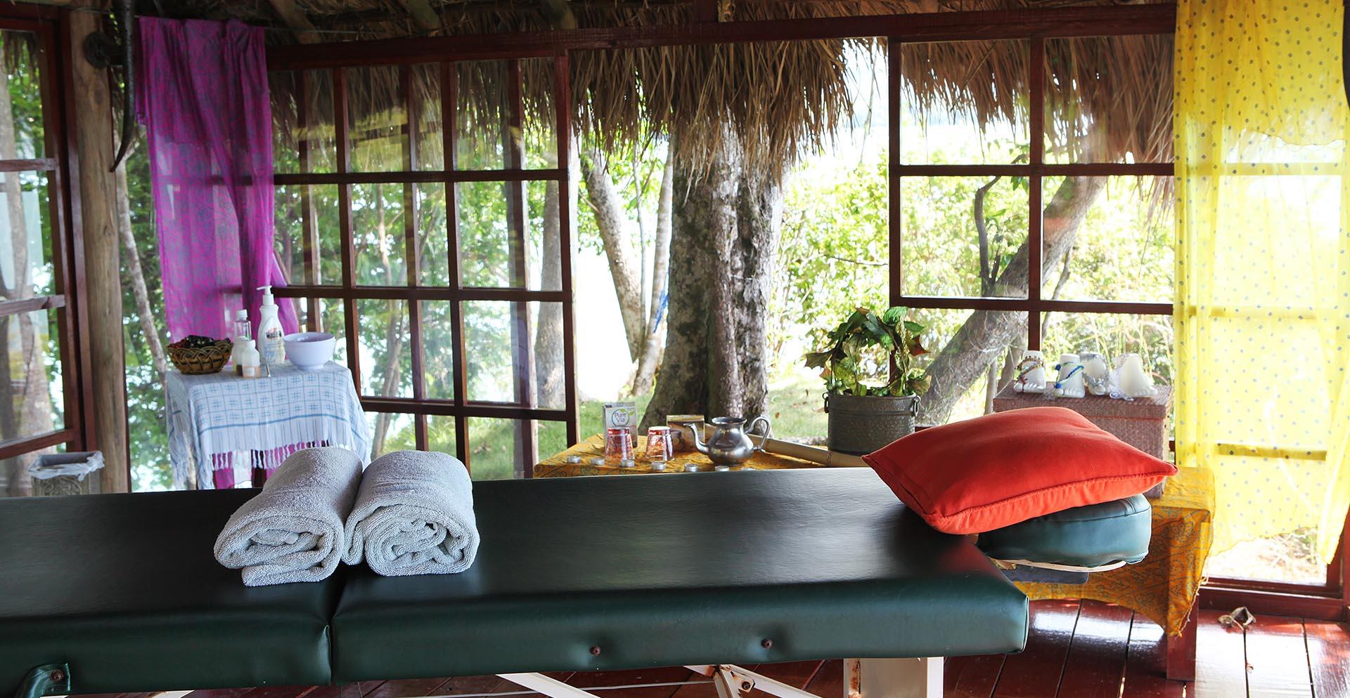 Spa Cielo at Cala Mia resort
