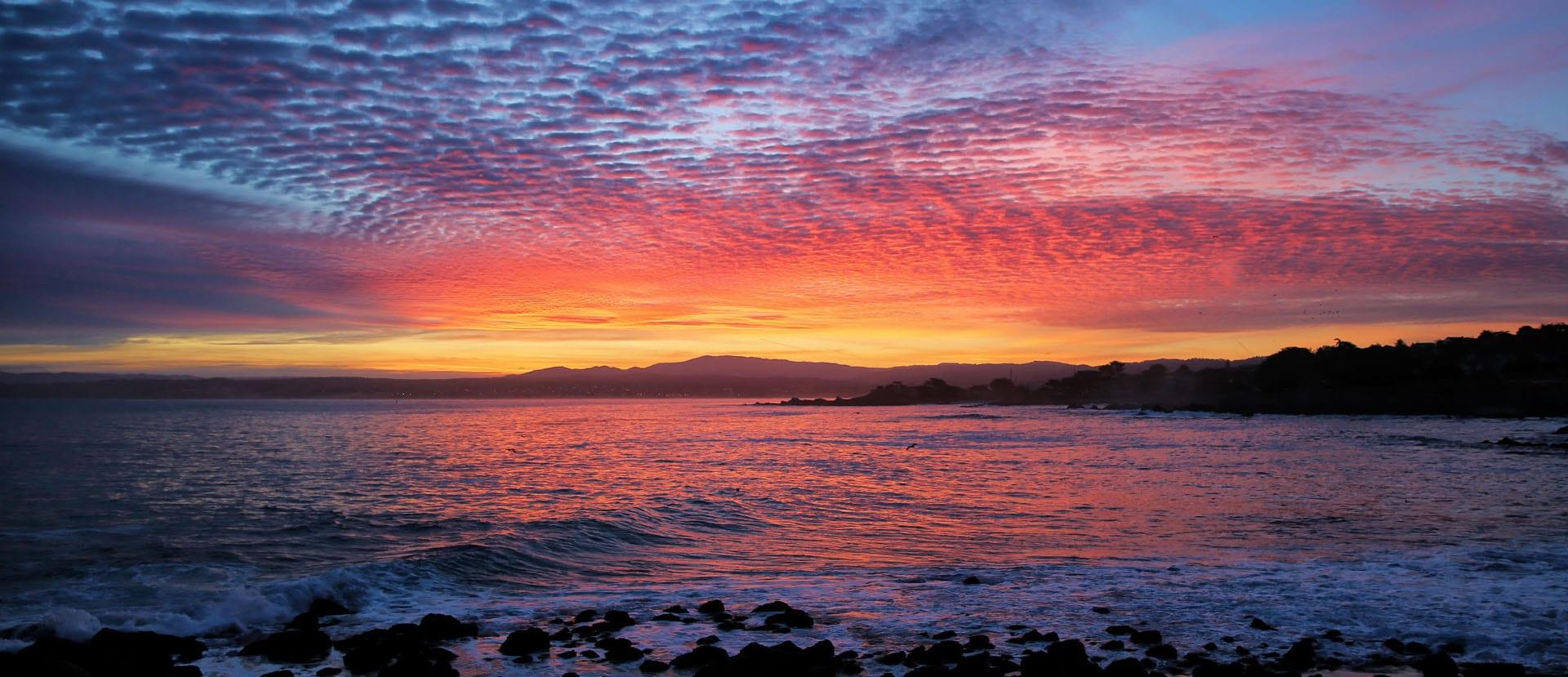Gulf of Chiriqui sunset