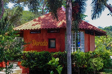 island bungalow