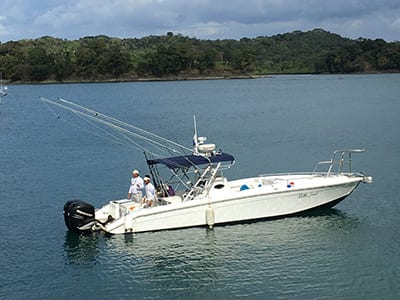 Panama fishing fleet