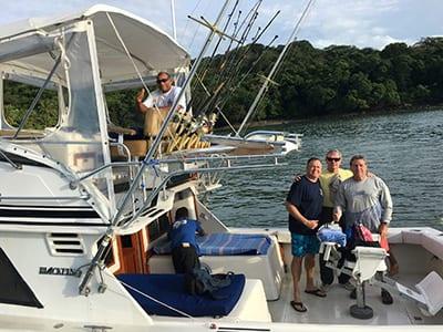 Panama Sport Fishing Blackfin 32ft