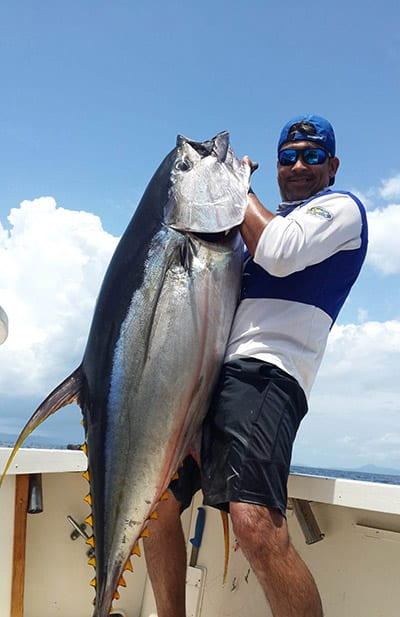 tuna season panama