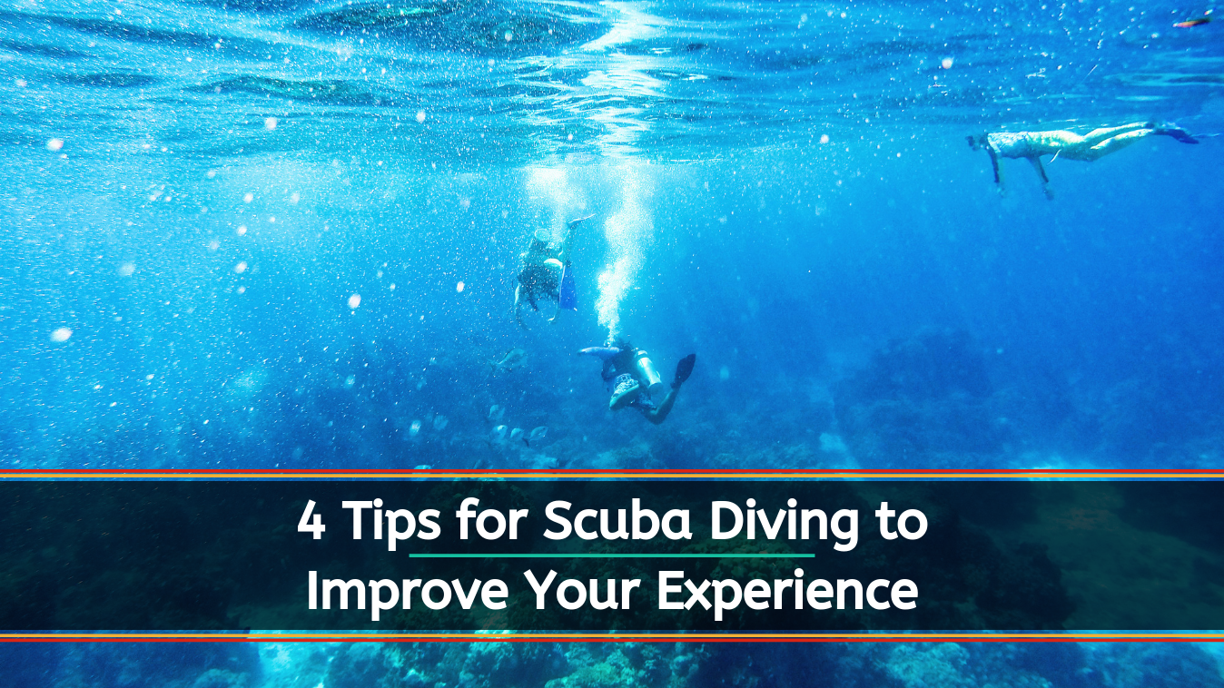 tips for scuba diving