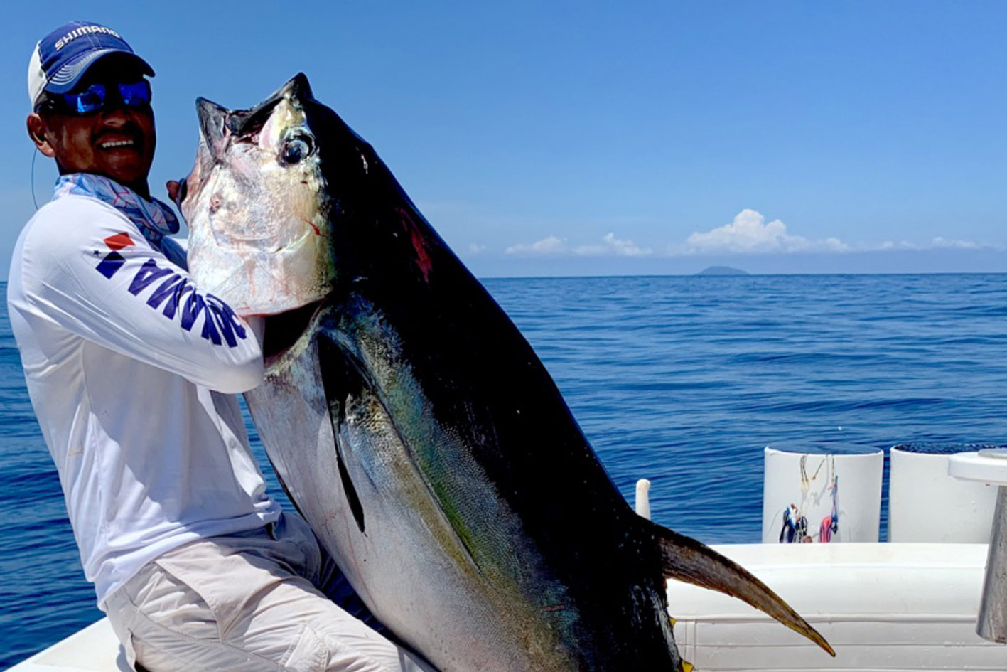tuna fishing panama