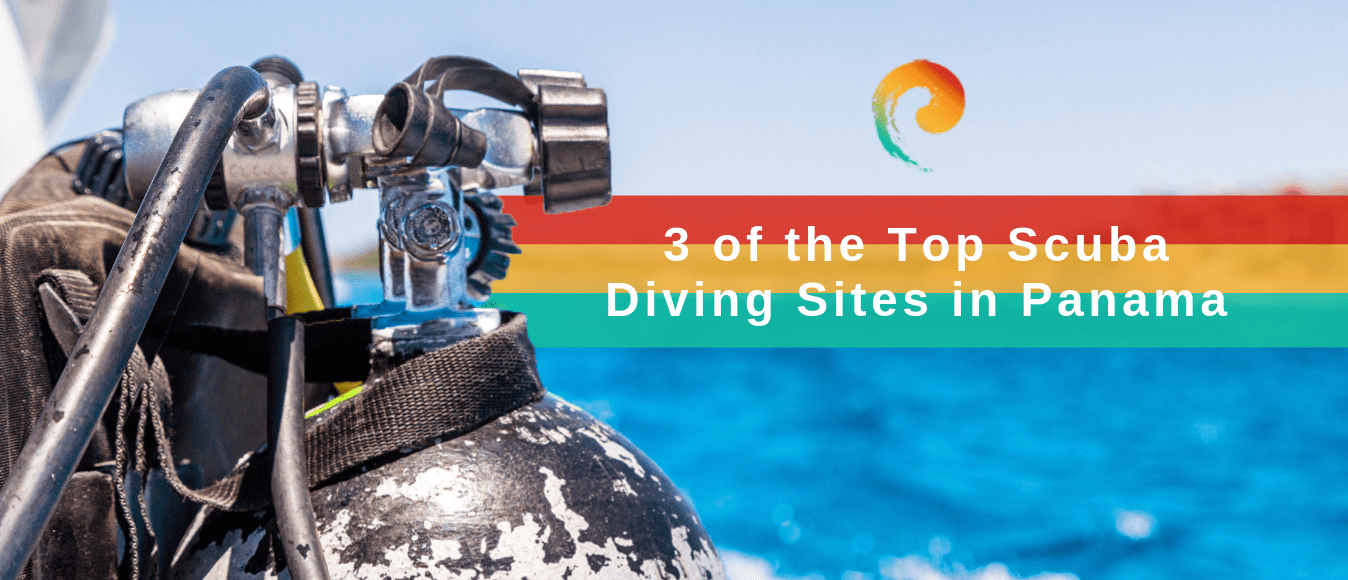 3 of the Top Scuba Diving Sites in Panama