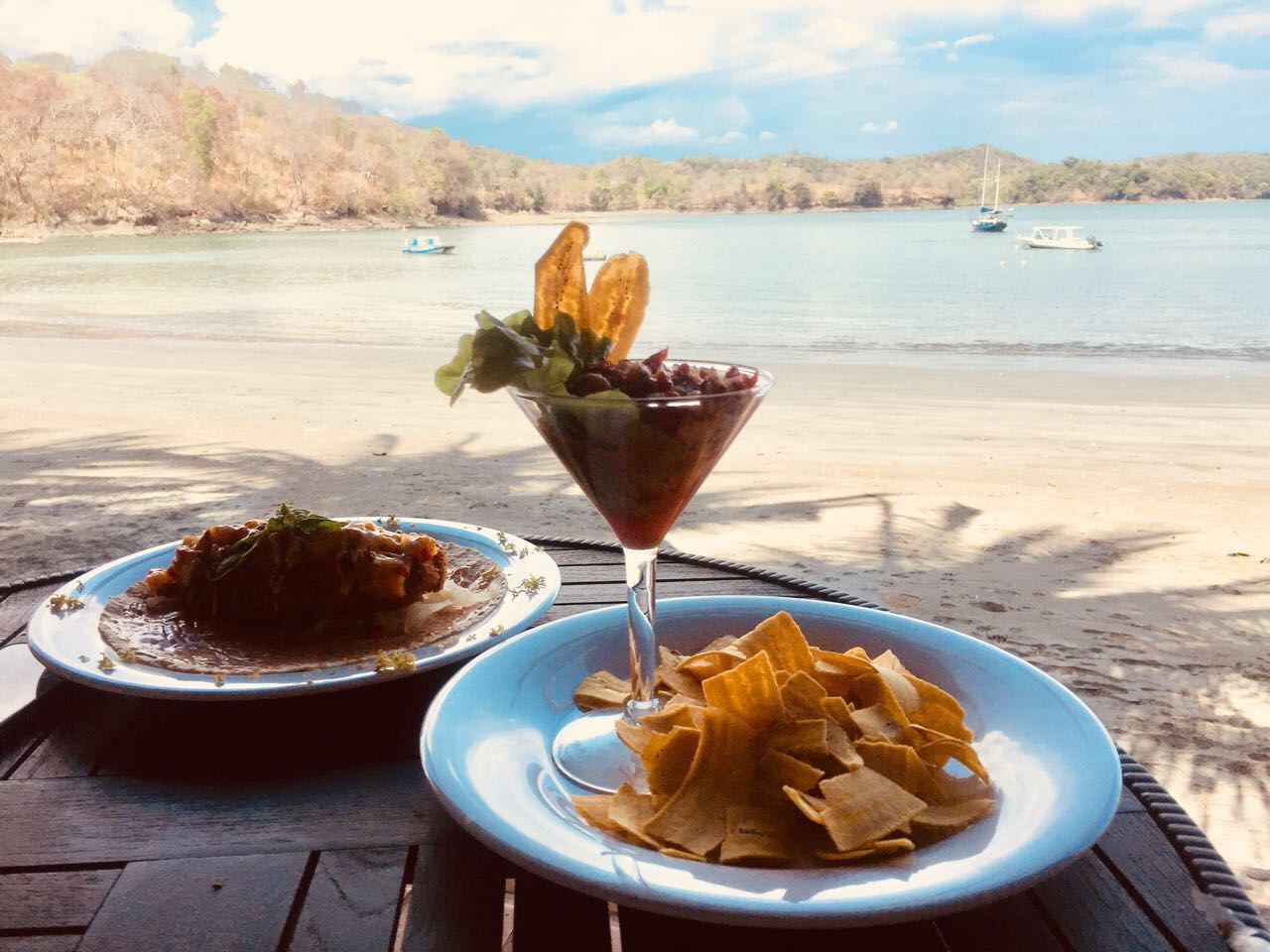 A Fusion of International and Traditional Panamanian Food