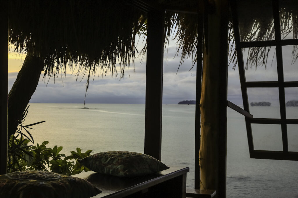 Panama island Spa services