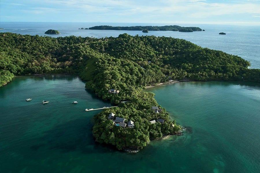 Explore Isla Secas in the Gulf of Chiriquí Marine Park in Panama