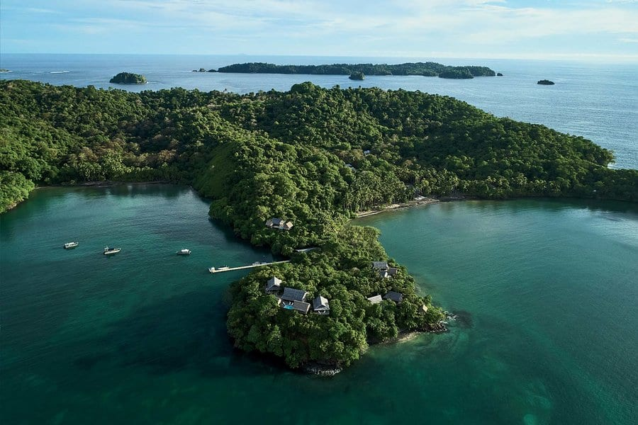 Explore Isla Secas in the Gulf of Chiriquí Marine Park in Panama