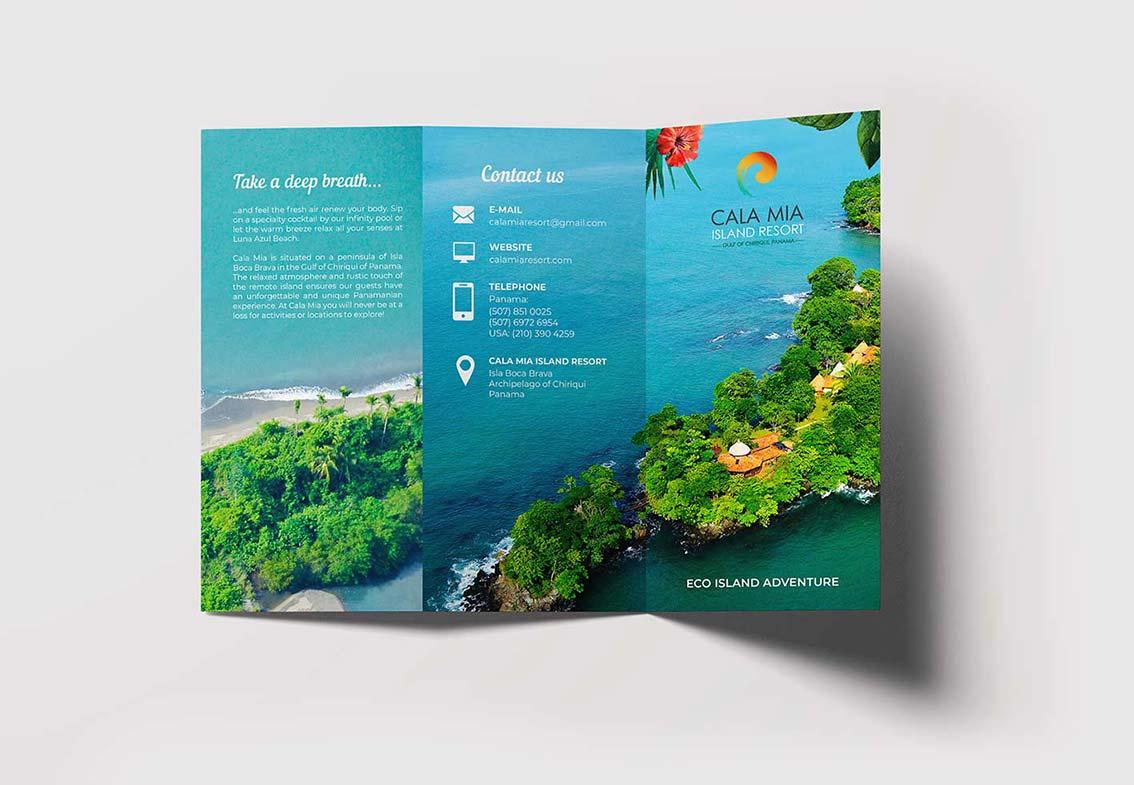 All inclusive resort Panama