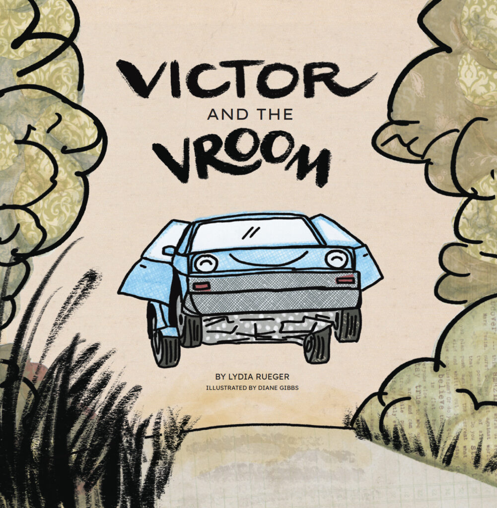 victor and the vroom book