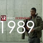 "Cherch Music Spotlight: Shad Robinson – ""1989"" Album"