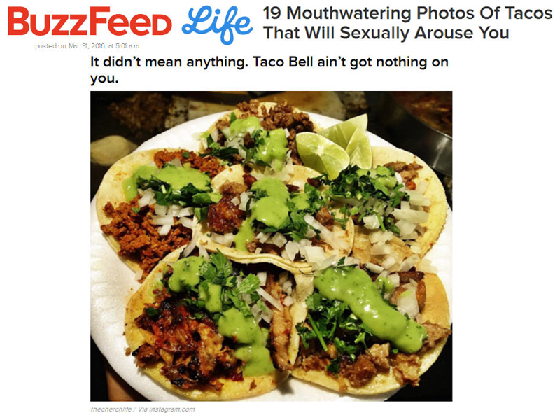 The Cherch Life on Buzzfeed