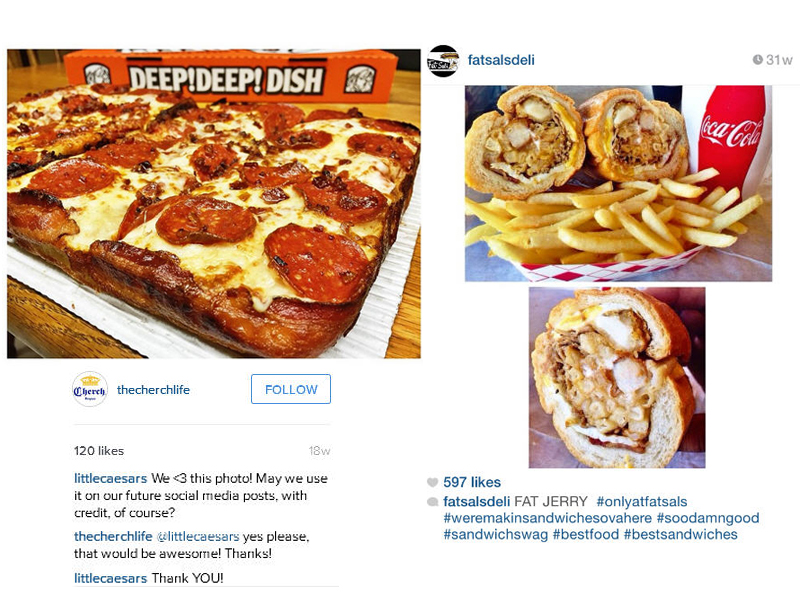 The Cherch Life on Little Caesars and Fat Sals