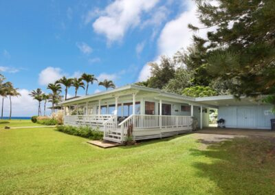 Anini beach vacation rental