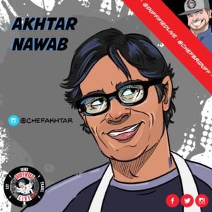 Chef Ahktar Nawab