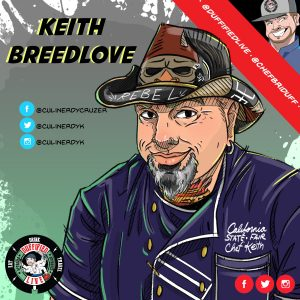 Chef Keith Breedlove