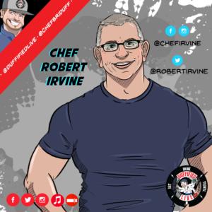 Chef Robert Irvine